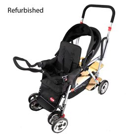 Refurbished Joovy Stroller Model 407 - Black