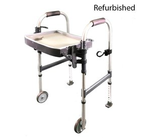 Invacare Refurbished Invacare 6291-A Walker with Foldable Tray