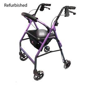 Nova Refurbished Nova Rollator - Purple