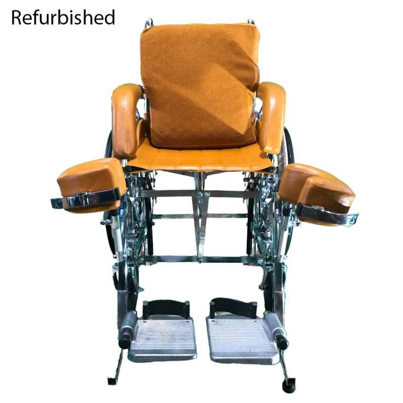 Refurbished IDC VD1 Sit to Stand Wheelchair