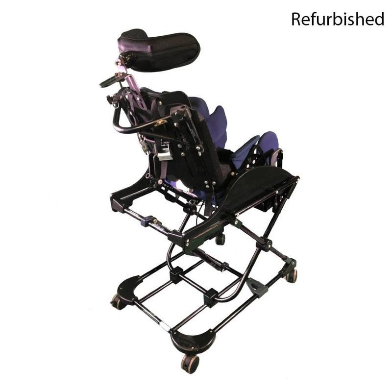 Refurbished Kid Kart with Hi-Low Base