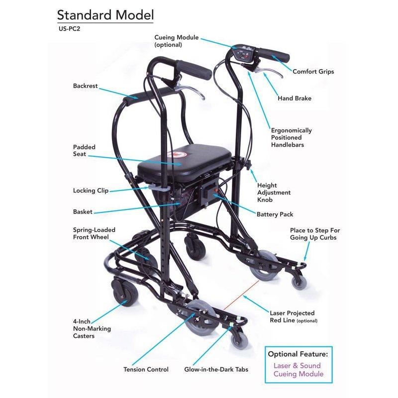 U-Step U-Step II Standard Model With Seat