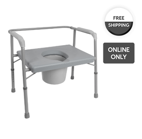 ProBasics ProBasics Bariatric (Heavy Duty) Commode (Bulk: 2 Commodes)
