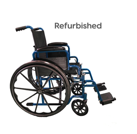 Drive Medical Refurbished Drive Blue Streak Series Wheelchair