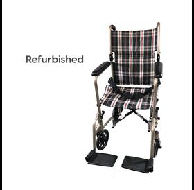 Nova Refurbished Nova 329CP Lightweight Transport Chair