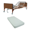 Semi-Electric Hospital Bed (With Mattress & Rails) MONTHLY RENTAL