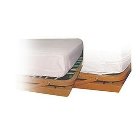 "Drive Medical Drive Medical Zippered Mattress Cover 80"" L x 36"" W, Vinyl"