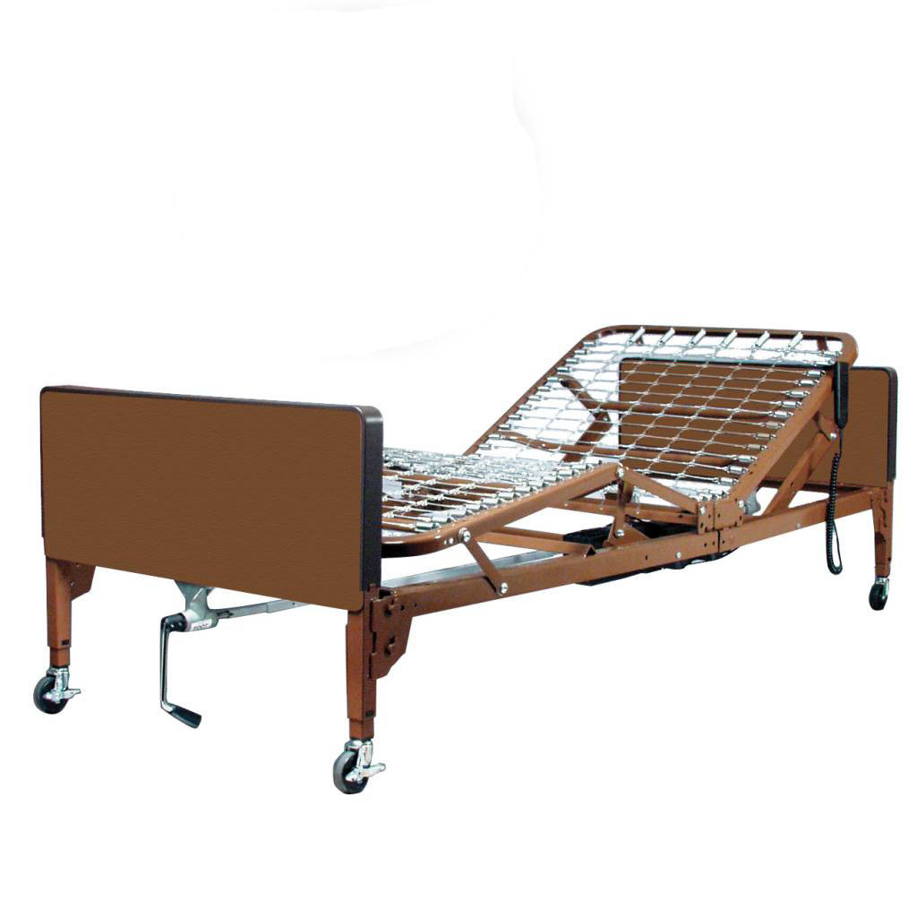 What's The Difference Between A Semi-Electric And Full-Electric Hospital Bed?