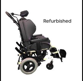 Sunrise Medical Equipment Refurbished Quickie Iris Tilt in Space Pediatric Wheelchair