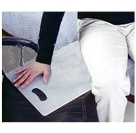 "MTS SafetySure MTS SafetySure® Lightweight Non-Slip Extra Wide Transfer Board 30"" L x 12-1/2"" W"