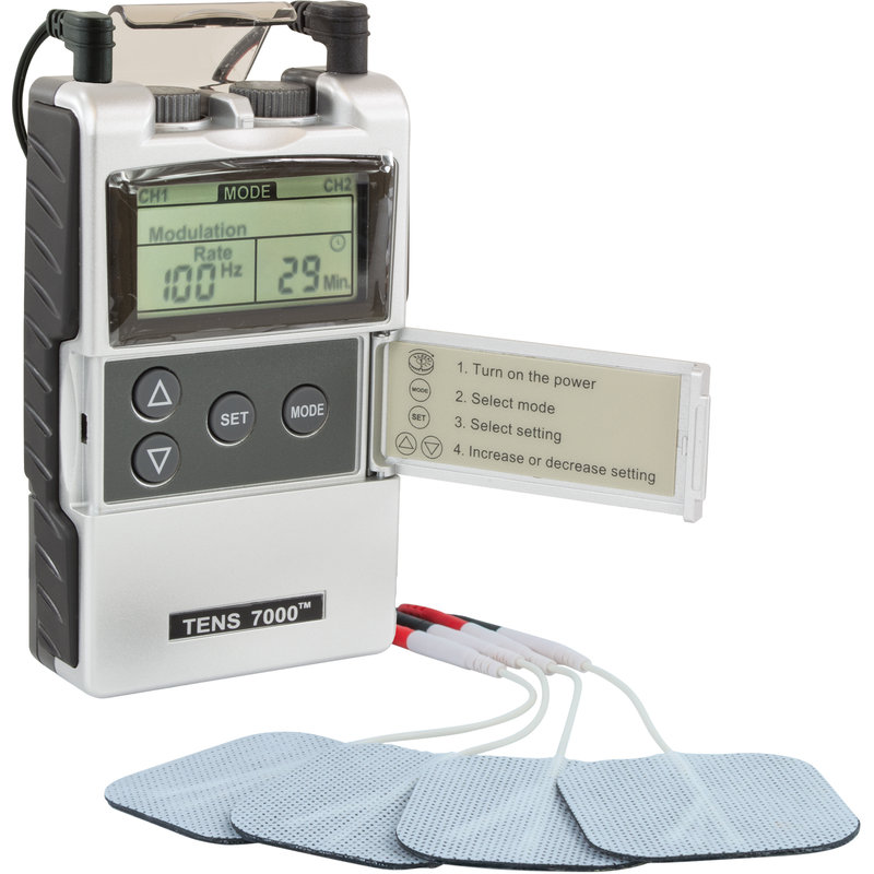 TENS 7000 2nd Edition Digital TENS Unit