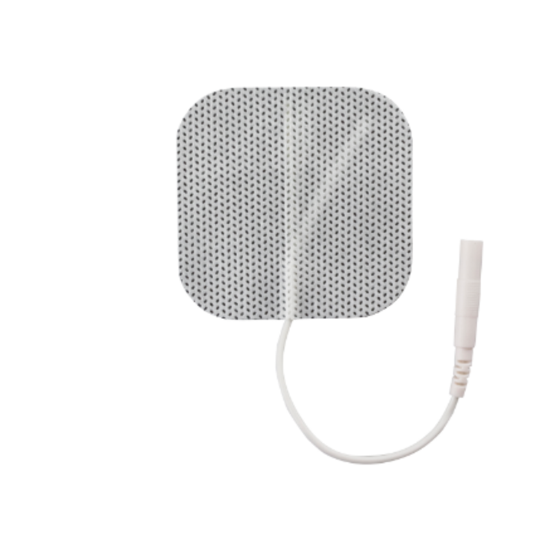 Intensity InTENSity 2'' x 2'' Premium White Cloth Electrodes - (4 pack)