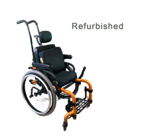 Sunrise Medical Equipment Refurbished Pediatric Sunrise Medical Manual Wheelchair