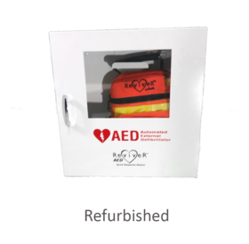 Cintas Refurbished Cintas AED Reviver Quick Response Station