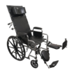 ProBasics ProBasics Full Reclining Wheelchair, Removable Desk Arms & Elevating Legrests