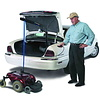 HarMar AL055 Micro Economy Inside Trunk Lift For Wheelchairs & Scooters
