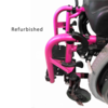 Sunrise Medical Equipment Refurbished Sunrise Medical Zippier 2 Manual Wheelchair - Pink