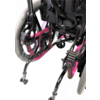 Sunrise Medical Equipment Refurbished Sunrise Medical Zippier 2 Manual Wheelchair - Pink