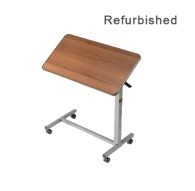 Refurbished Tilting Overbed Table (GRP)