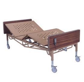 "ProBasics Probasics Full Electric Bariatric Bed, 42"""