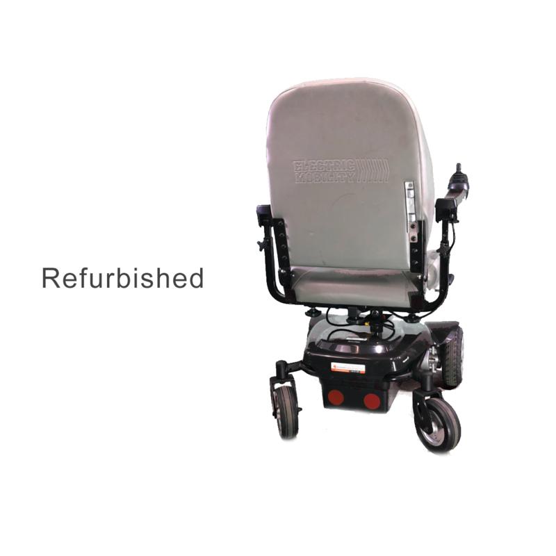 Refurbished Invacare Pronto 31 Power Wheelchair