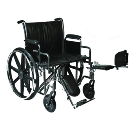 "ProBasics ProBasics K7 Bariatric Manual Wheelchair (24"")"