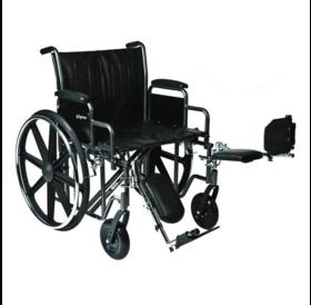 "ProBasics ProBasics K7 Bariatric Manual Wheelchair (24"")"