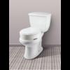 Carex Carex Standard Securable Hinged Toilet Seat Riser