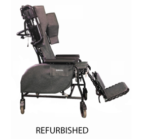 Refurbished Broda Seating Centric Tilt Semi Recliner with Mattress and Air Pump