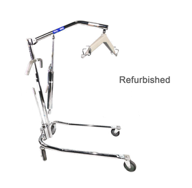 Refurbished Invacare 9805 Stainless Hydraulic Hoyer Lift