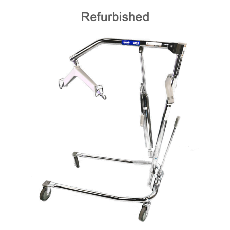 Refurbished Invacare 9805 Hydraulic Hoyer Patient Lift