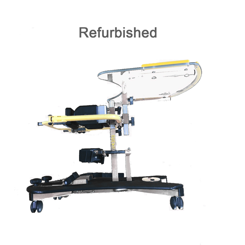 Refurbished Gecko Stander with Tray Size 1