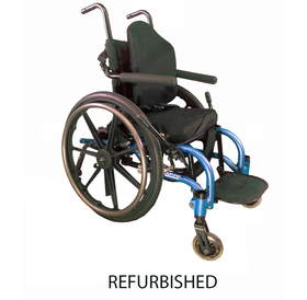 Refurbished Invacare Top End Terminator Jr Pediatric Manual Wheelchair