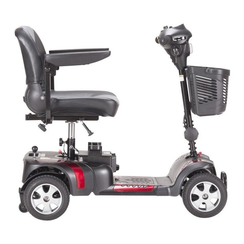 Drive Medical Drive Phoenix HD 4-Wheel Heavy-Duty Mobility Scooter