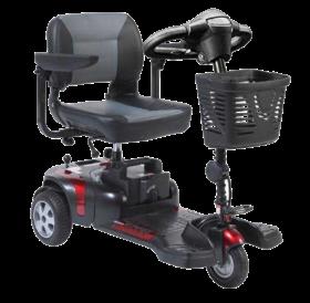 Drive Medical Drive Phoenix HD 3-Wheel Heavy-Duty Mobility Scooter