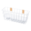 Carex Strap On Walker Basket With Cup Holder Tray