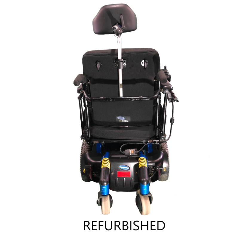 Refurbished Invacare Storm TDX5 Power Chair