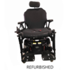 Refurbished Quickie Pulse 6 Power Chair with Power Tilt