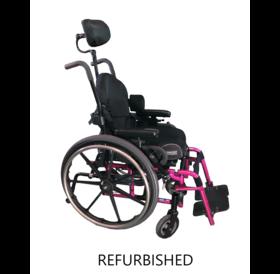 Refurbished Invacare MVP Jr Pediatric Folding Wheelchair