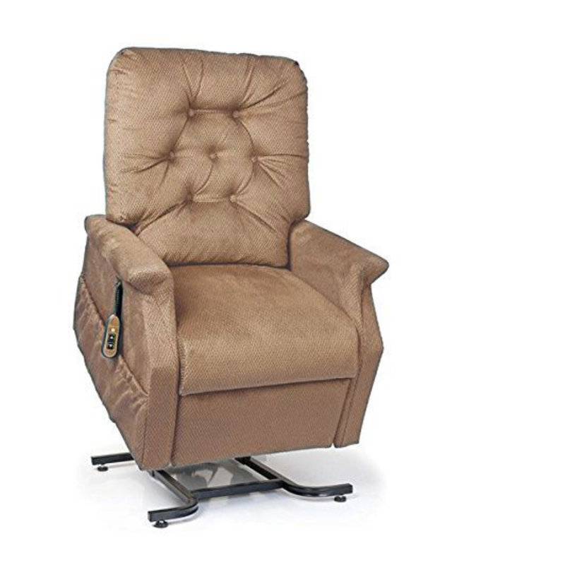 Golden Technologies Golden PR200 Capri 2 Position Sit To Stand Recliner Lift Chair (Medium Size)