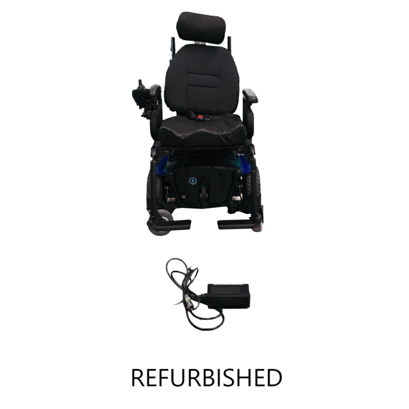 Refurbished Pride Quantum J6 Power Chair