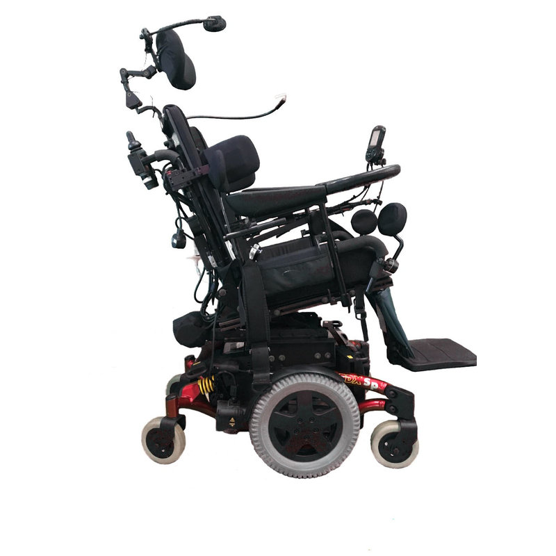 Refurbished Invacare TDX Sp Sip and Puff with Attendant Control