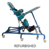 Refurbished Tumble Forms Tristander 58 with Tray - Blue