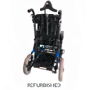 Refurbished Sunrise Medical Quickie Iris SE Pediatric Tilt in Space Manual Wheelchair
