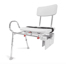 Refurbished Tub Mount Transfer Bench