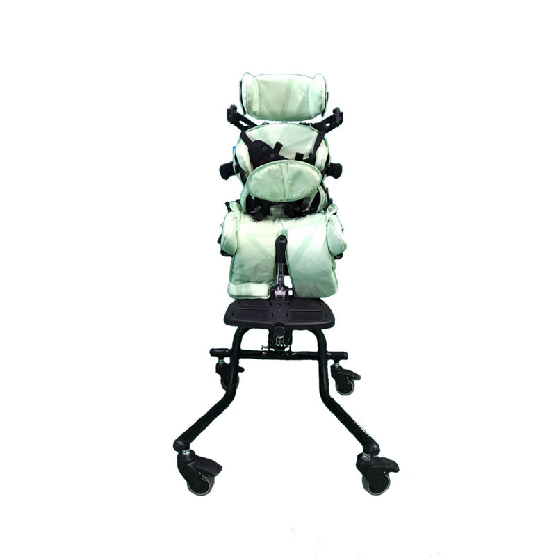 Refurbished Leckey Mygo Seating System - Green