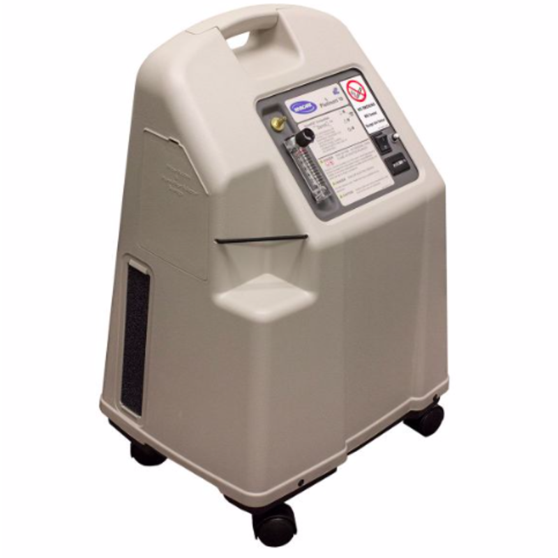 As Is Invacare Platinum XL Oxygen Concentrator