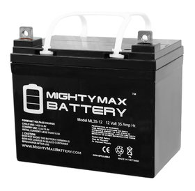 MightyMax Mighty Max 12 Volt 35Ah U1 Battery For Powerchairs & Scooters