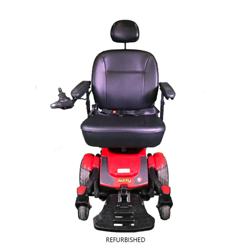 Refurbished Jazzy Select 6 Power Wheelchair