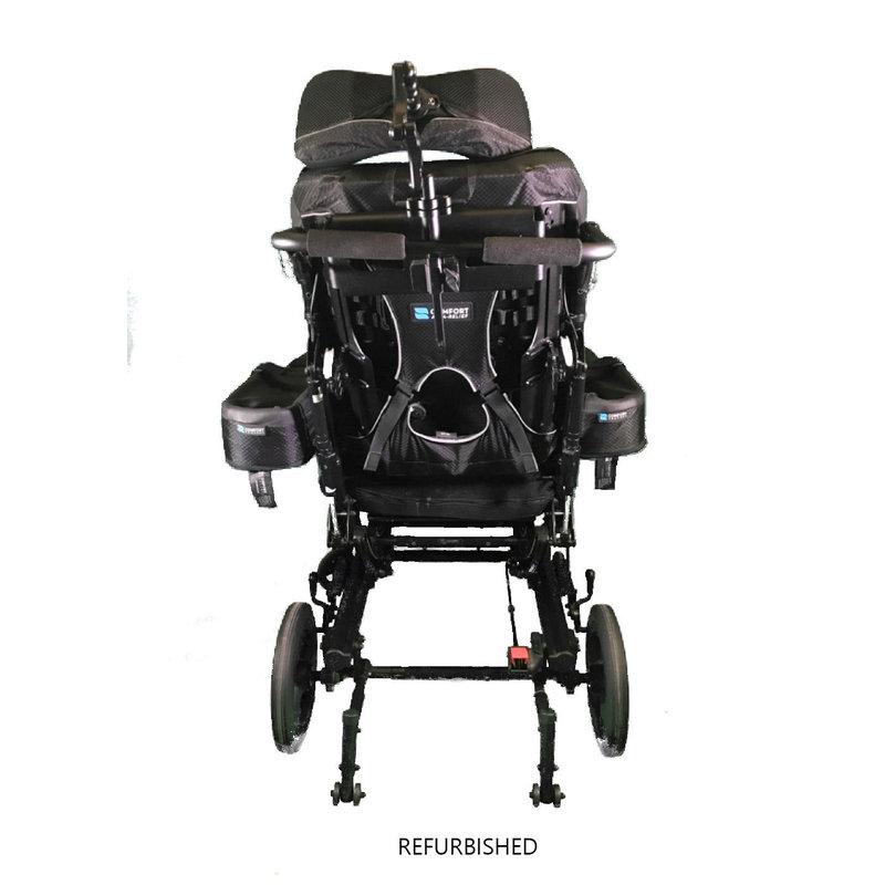 Refurbished Ki Mobility Focus CR Tilt in Space Manual Wheelchair